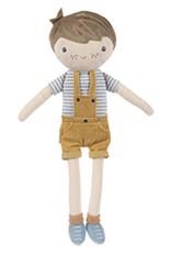 Little Dutch Little Dutch knuffelpop jim 50cm