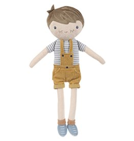 Little Dutch Little Dutch knuffelpop jim 50cm
