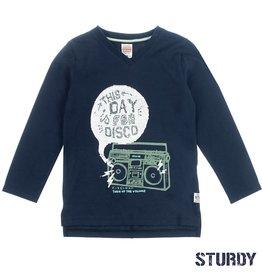 Sturdy Sturdy 716.00331 shirt  blauw W9B