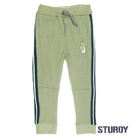 Sturdy Sturdy 722.00124 Broek  Army Tunning Vibes W9B