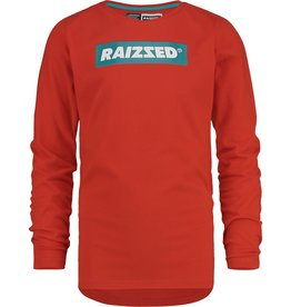 Raizzed Raizzed Jakarta shirt rood W9B