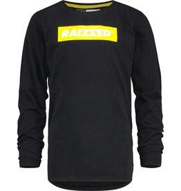 Raizzed Raizzed Jakarta shirt zwart W9B