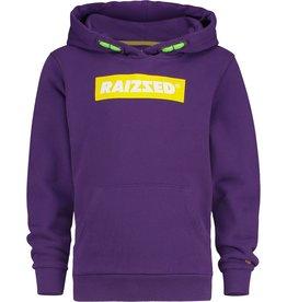 Raizzed Raizzed New York trui bright purple W9B