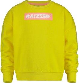 Raizzed Raizzed Nairobi trui bright yellow W9B