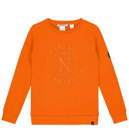 Nik & Nik Nik&Nik B8-2401905 Abel trui orange W9B