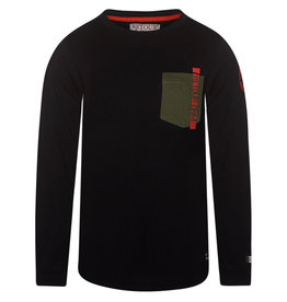 Retour Retour RJB-93-207 Cornelio shirt black W9B