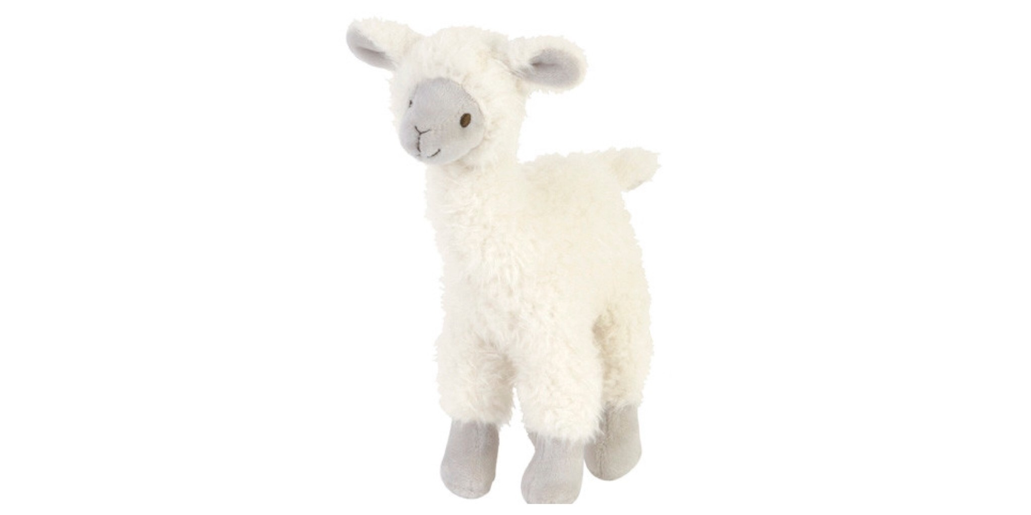 Happy Horse Happy Horse off white lama knuffel 33cm