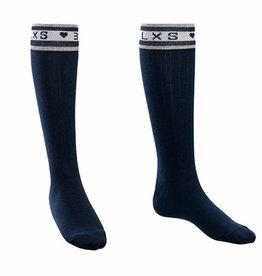 Looxs Looxs 931-5910-175 sokken blauw  W9G