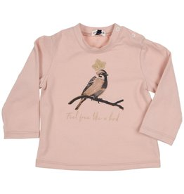 Gymp Gymp 352-9673 oud-rose shirtje  GW9