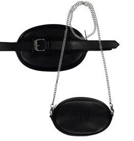 Levv Levv Dorieke tas zwart