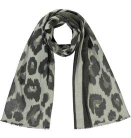 Levv Levv Divera sjaal leopard