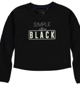 Levv Levv Dewi shirt zwart W9G