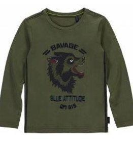 Quapi Quapi Tamon shirt groen W9B