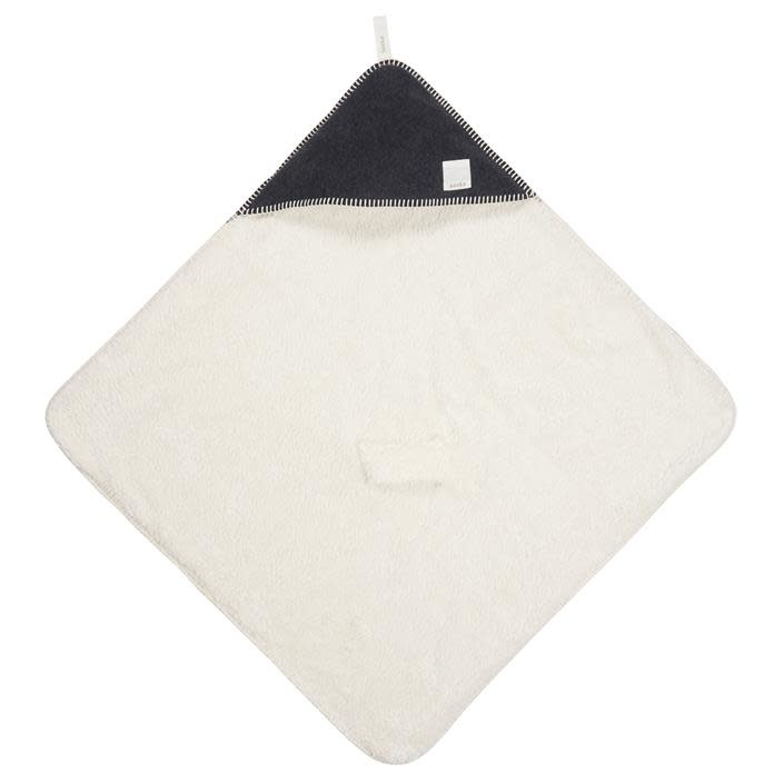 Koeka koeka vancouver wrap towel dark grey melange