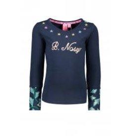 B.Nosy B.Nosy Y909-5443 shirt blauw 109 M19W