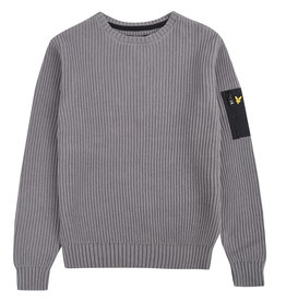 Lyle Scott Lyle Scott lSC0716-900 Ribbed Knitted jumper