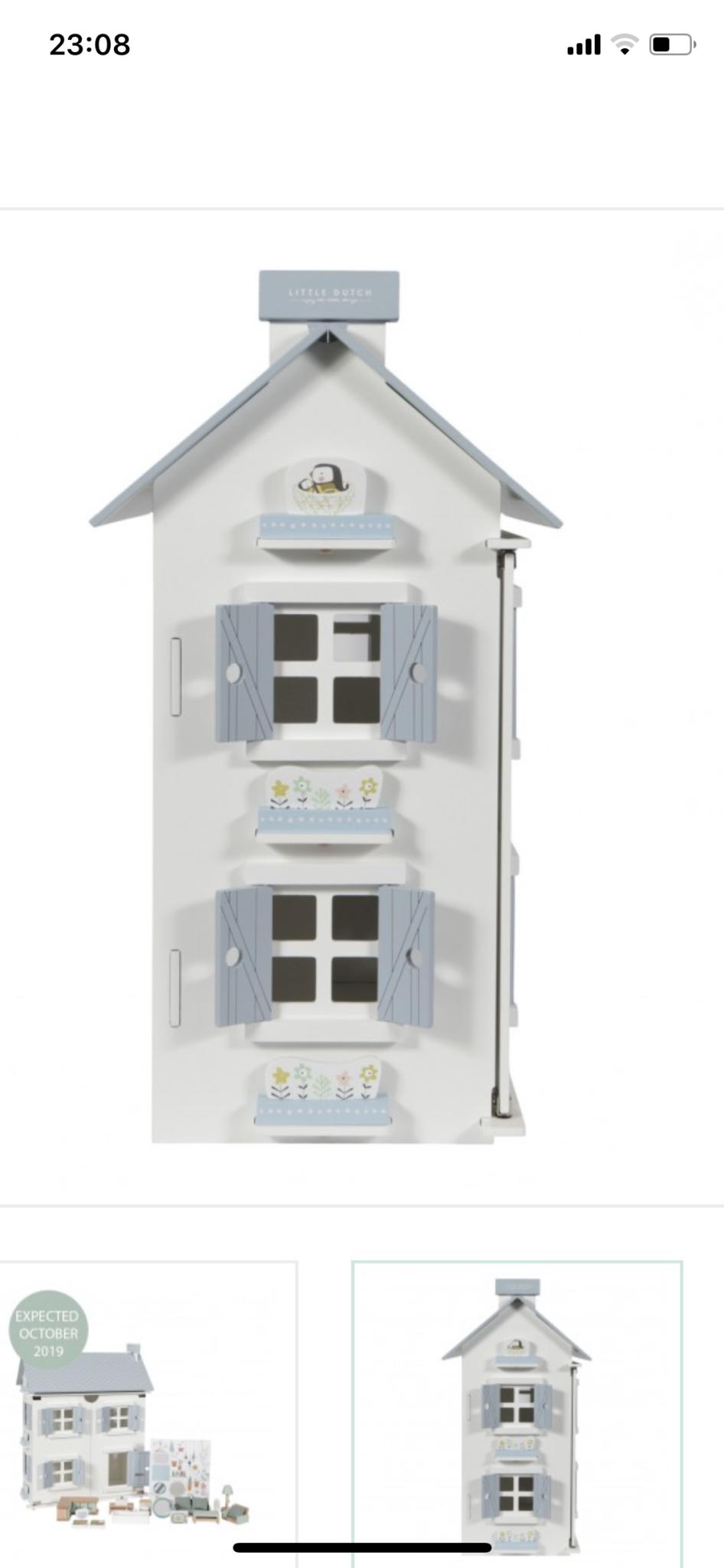 Little Dutch Little Dutch houten poppenhuis