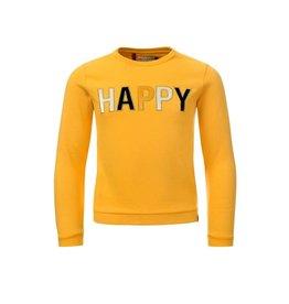Looxs Looxs 933-7377-580 shirt geel W9G