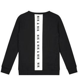 Nik & Nik Nik&Nik Aldo sweater black 2000 J19W