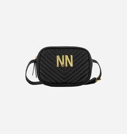 Nik & Nik Nik & nik Logo waistbag G 9-359 2001 zwart