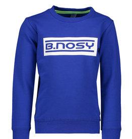 B.Nosy B.Nosy. Y912-6301 Sweater cobalt blue S20B