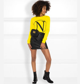 Nik & Nik Nik&Nik KIM N sweater Lemon yellow M19W