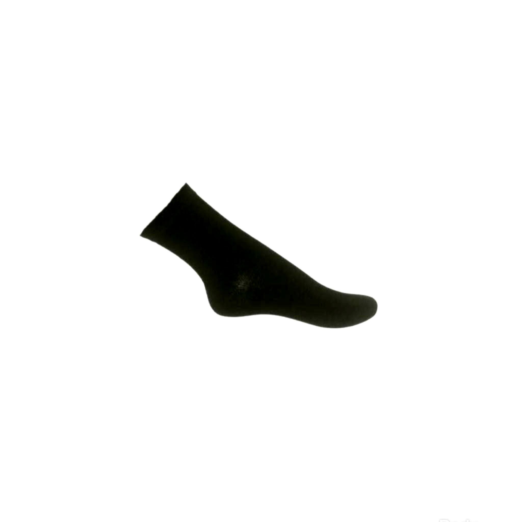 Bonniedoon Bonniedoon BD733401 Black Cotton Sock NOS