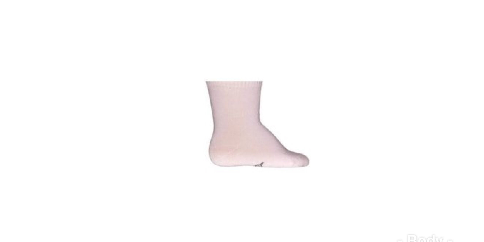 Bonniedoon Bonniedoon BD934401baby  Cotton Sock chalky pink NOS