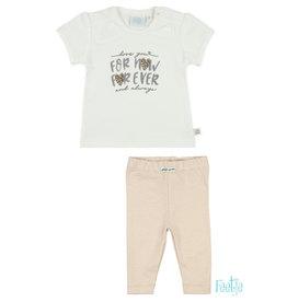 Feetje Feetje 517.00509 shirtje-broekje  S20G