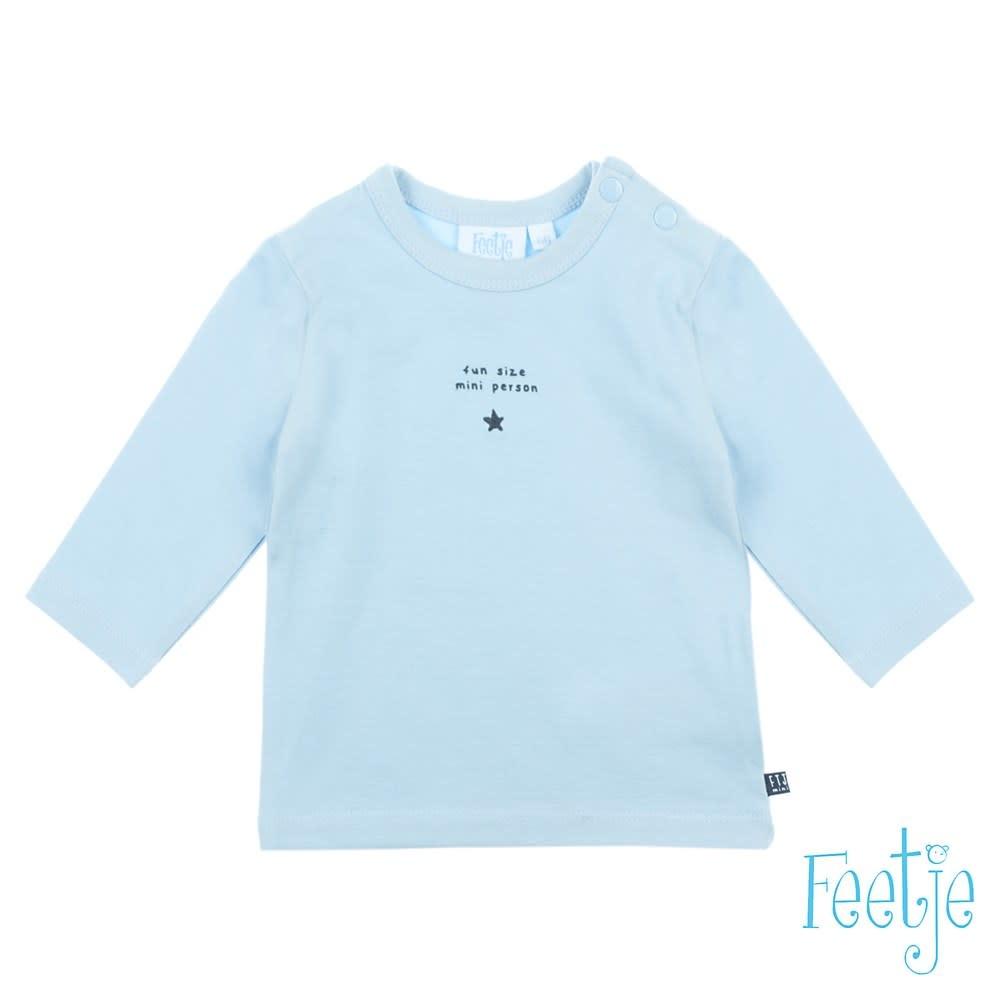 Feetje Feetje 516.01478 Shirt Blauw S20B NOS..