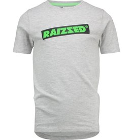 Raizzed Raizzed Hudson Light Grey Melee Shirt S20B