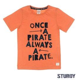 Sturdy Sturdy 717.00262 T-shirt oranje S20B