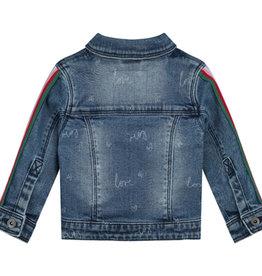 Quapi Quapi Billie Blue Denim Jacket S20G