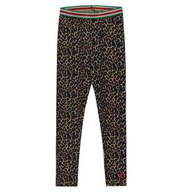 Quapi Quapi Tjitske legging panter W9G