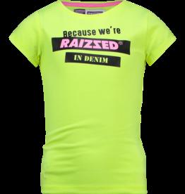 Raizzed Raizzed Atlanta Sparkle Lime Tshirt S20G