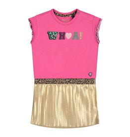 Quapi Quapi Becky Hot Pink Dress S20G
