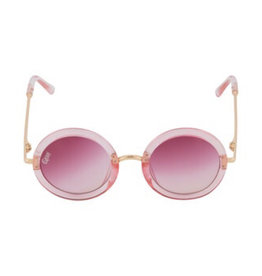 Quapi Quapi Sunglass2 Gold Pink