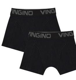 Vingino Vingino Shorts 2pack Black  S19 J