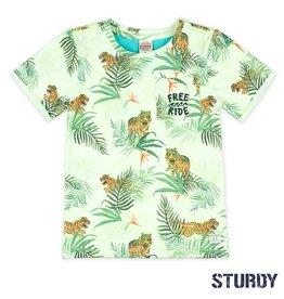 Sturdy Sturdy 717.00294  t-shirt wit S20B