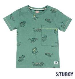 Sturdy Sturdy 717.00293 t-shirt army S20B