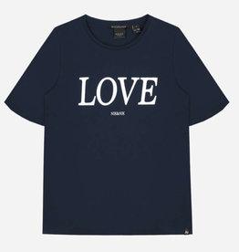 Nik & Nik NIK&NIK G8780-2002 Lora Love  shirt Royal blue S20G