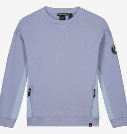 Nik & Nik Nik&Nik Keagan sweater stone blue W20B