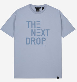 Nik & Nik Nik&Nik T-shirt Next Drop stone blue S20B