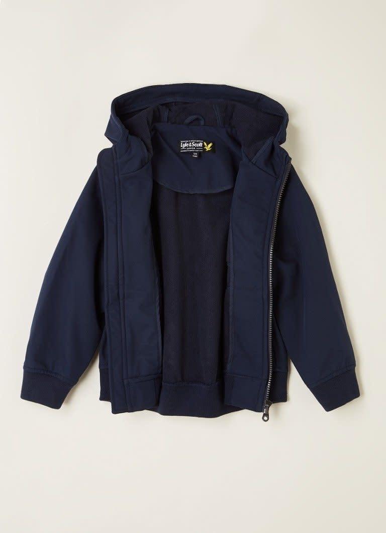 Lyle Scott Lyle Scott LSC0816 Jas Softshell Navy blazer S20B
