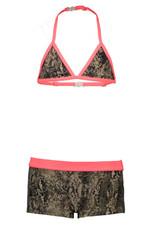 Just Beach Just Beach J003-5028-029 snake triangle bikini S20G