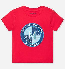 Mayoral Mayoral 1041 shirt hibiscus S20B