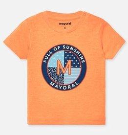 Mayoral Mayoral 1041 shirt mango  S20B