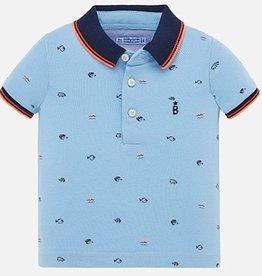 Mayoral Mayoral 1153 shirt sky S20B