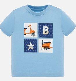 Mayoral Mayoral 1052 shirt sky S20B