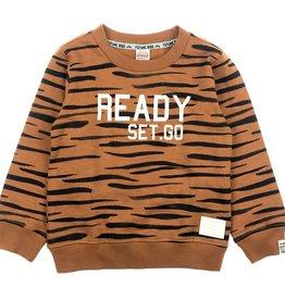 Sturdy Sturdy 716.00399 Sweater Bruin W20B
